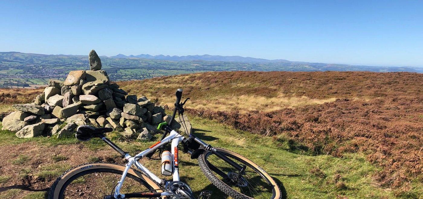 The Great Outdoors with Planet Tree Adventure on Offas Dyke