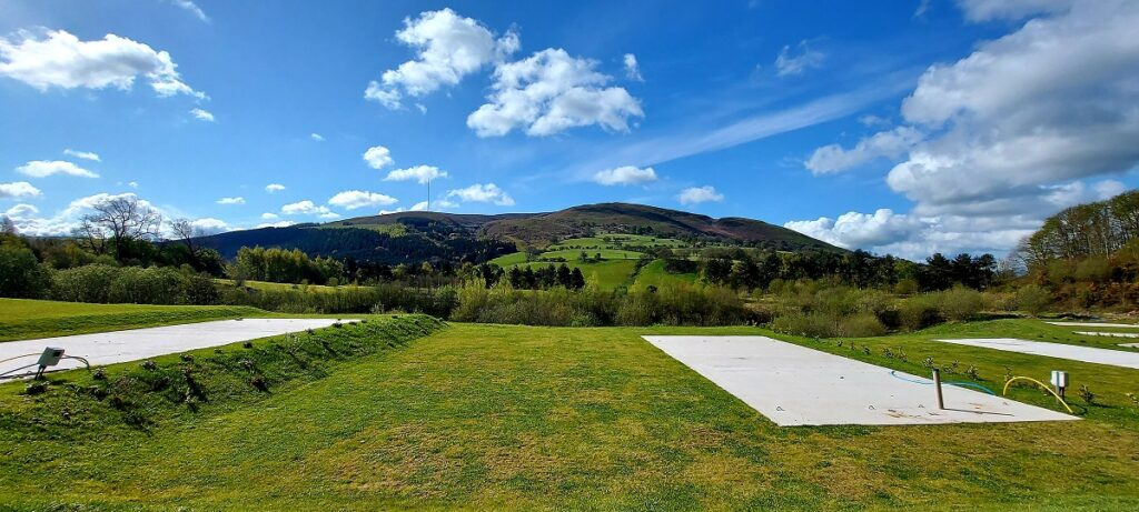 Large and spacious lodge plots   Luxury Lodges   North Wales Countryside