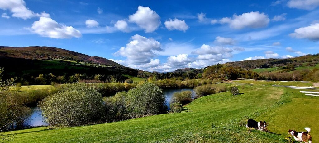 Large Lodge plots in the countryside   North Wales